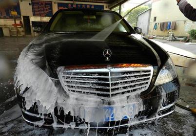 汽车美容加盟在未来市场里的发展情况