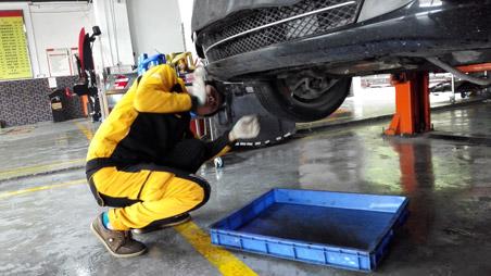 汽车养护加盟选择范围及抓住商机的技巧